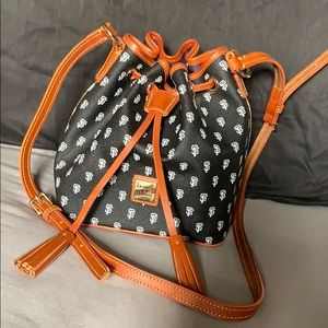 Dooney and Bourke SF Giants Bucket shoulder bag